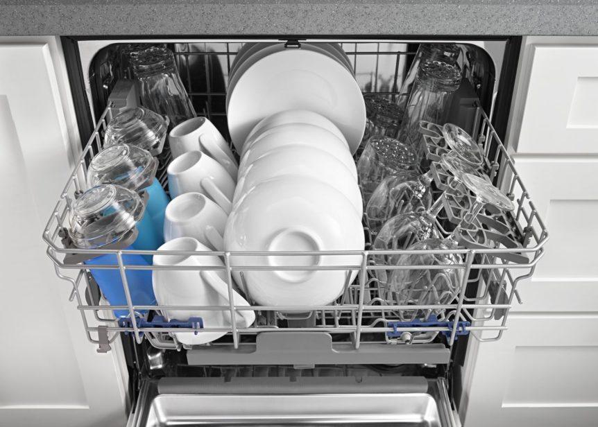 مشکلات رایج در ماشین ظرفشویی (خشک نشدن ظروف)
